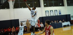 Men's Bball Wins, Youthful Team Maturing