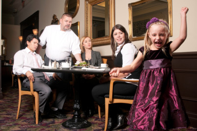Restaurant Bans Crying Kids