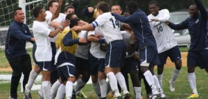 Men's Soccer Wins Third Straight Thriller In Overtime, Move to 4-0