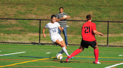 Lady Mavs Stun No. 17 East Stroudsburg