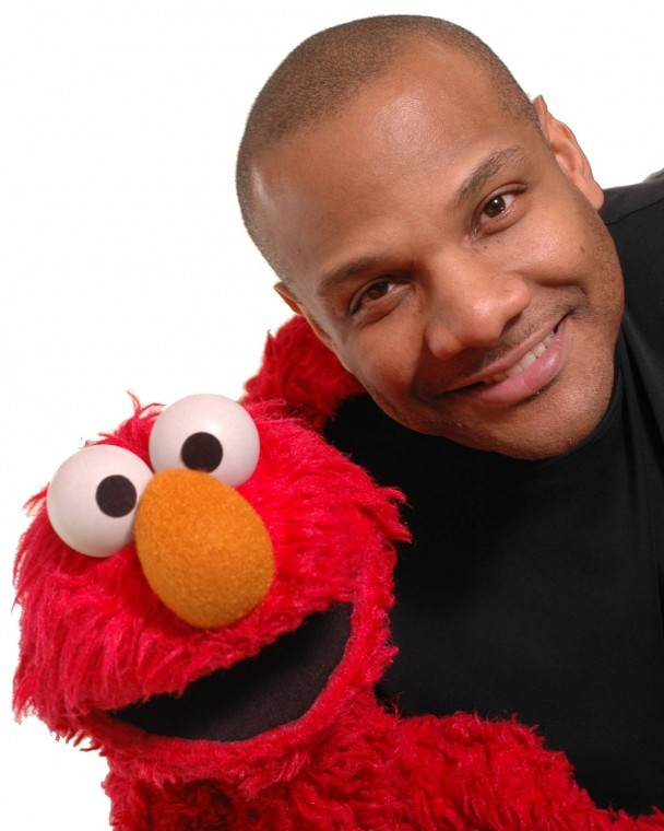 BEING ELMO HAS TAUGHT KEVIN Cecil Singleton