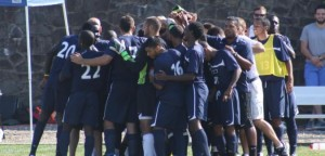 Men's Soccer Advances To ECC Semifinals