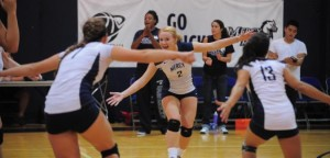 Volleyball Finishes Last In Conference