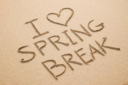 What is your type of fun for this Spring Break?