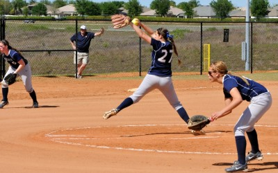 Mary Save Us: Ace Pitcher Aims to Lead Mercy To Playoffs