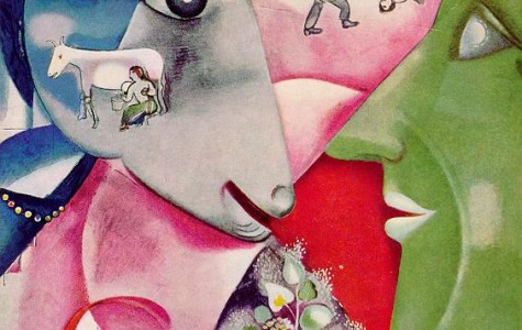"""Play and Script – Based on the Painting – """"I am the Village"""" by artist Marc Chagal"""