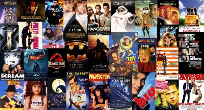 My top 10 films