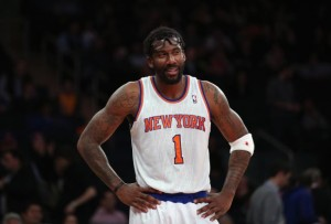 Amare Stoudemire Injury
