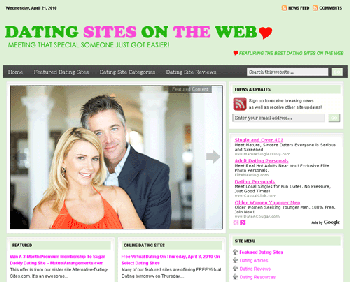 Where to get a list of all dating sites