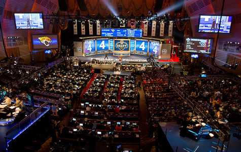 It is time for the NFL Draft