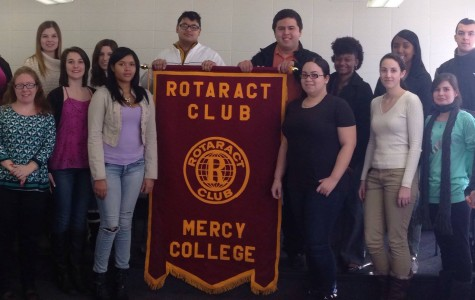 The Mercy College Rotaract Volunteer Club Wins Volunteer Spirit Award