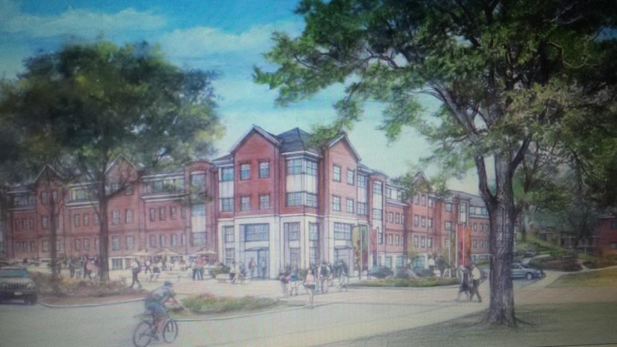 Mercy Planning To Build $30M Residence Hall