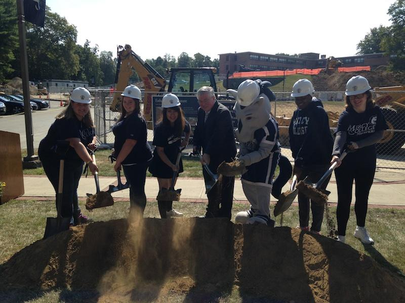 Groundbreaking Brings Excitement to Mercy