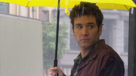 Sometimes You Have To Be a Ted Mosby