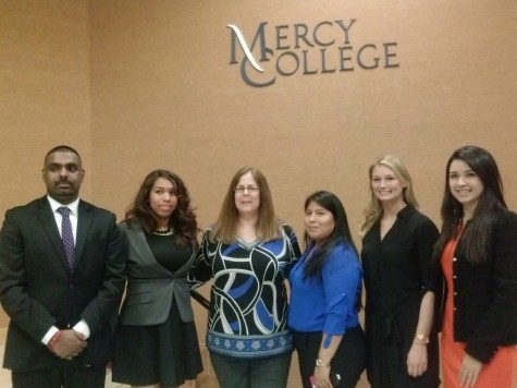 Mercy Welcomes its First Ever Accounting Society Chapter