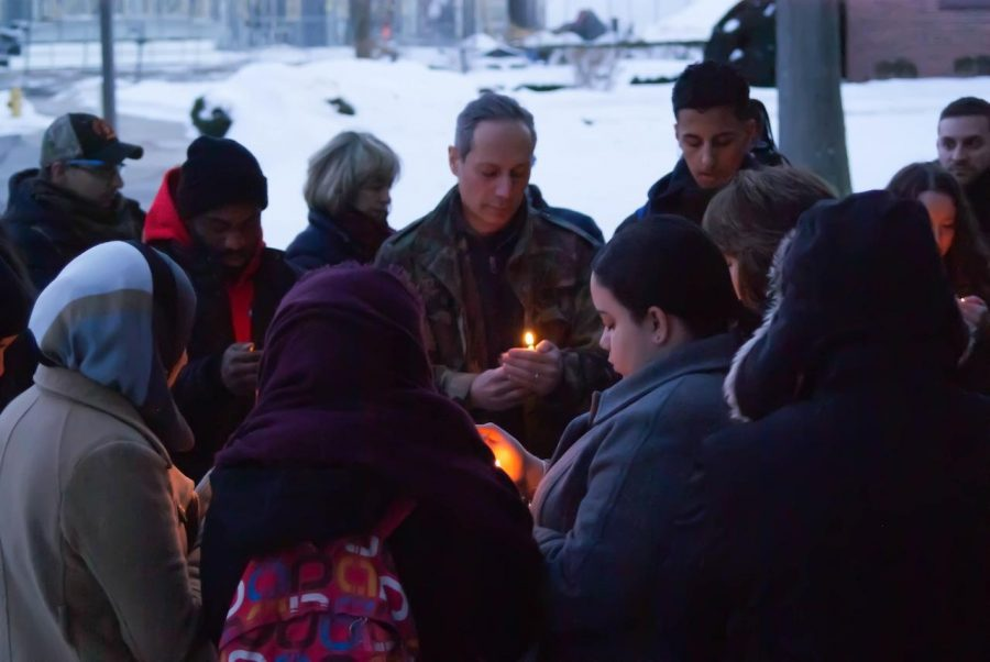 Candle Light Vigil Honors Fallen Muslim Students