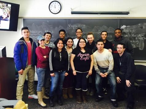 Mercy College's Psychology Club!