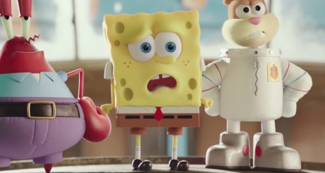 SpongeBob: Sponge Out Of Water A Crowd Pleaser