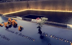Students Visit and Reflect On 9/11