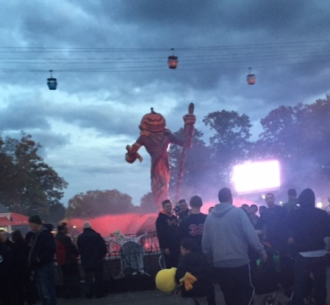 Six Flags Fright Fest: Thrills-By-Day, Fright by Night!