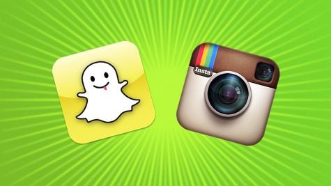 instagram-snapchat