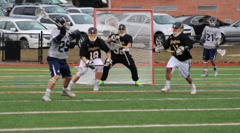 Wilcox Named Captain; Men's Lacrosse Wins First Game