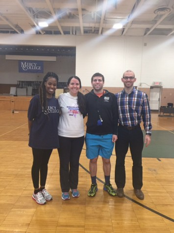Exercise Science Club Offers Fitness Boot Camp