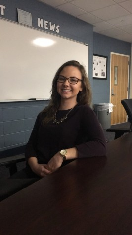 Business Student A Finalist For Prestigious WalMart Scholarship