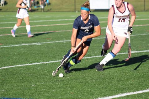 Field Hockey Qualifies For First ECAC Division Tourney