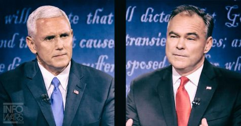 The VP Debate: Mike Pence Won for Not being Donald Trump