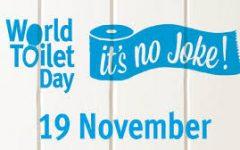 World Toilet Day Aims To End Worldwide Sanitation Crisis