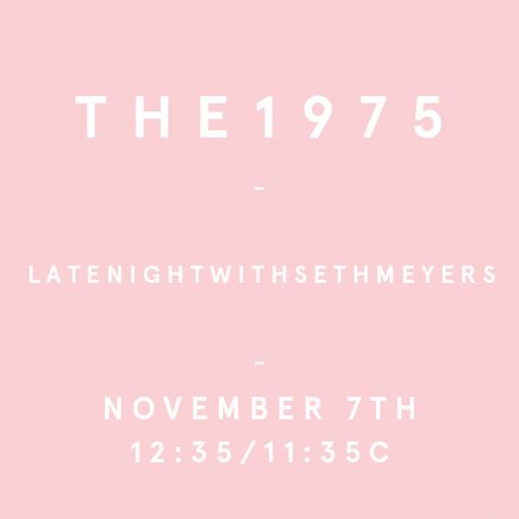 The 1975's Late Night with Seth Myer's Performance Review