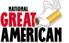 Great American SmokeOut Urges You To Quit!
