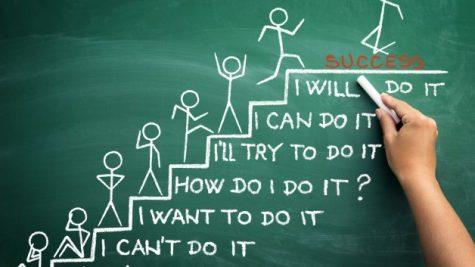 Kiki's Five Steps To Success