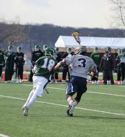 McNally Providing Senior Leadership For Lacrosse