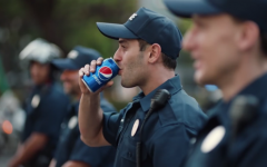 Pepsi Commercial Gets Canned