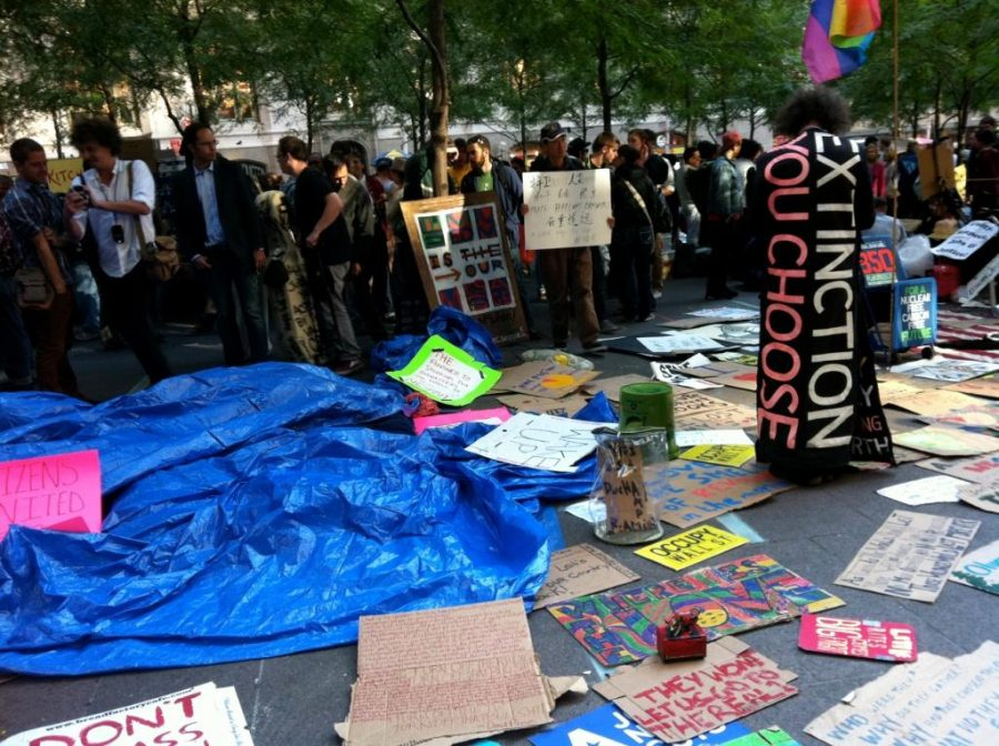 Occupy Wall Street - The Other Guy's Side