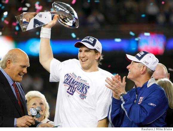 Giant Expectations: SB XLVI Perspectives