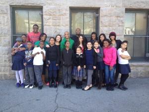 Inspiration Drives 'Big Brother Big Sister' Program
