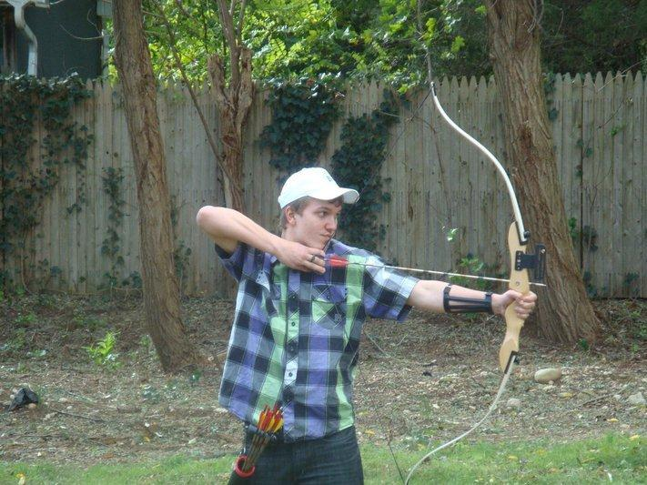 Archery+Club+Aims+to+Strike+Students%27+Interest