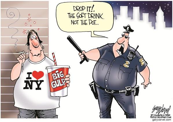 Split On Soda Ban