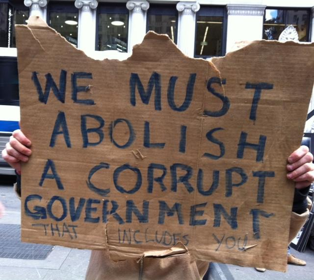 Occupy+Wall+Street+Won%27t+Fade+Away%2C+Remaining+Protesters+Say
