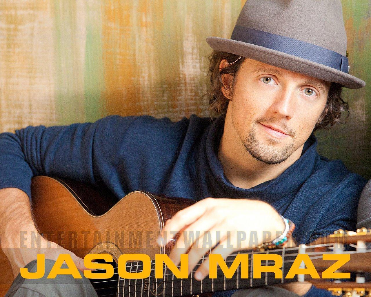 HOT JASON MRAZ WALLPAPER