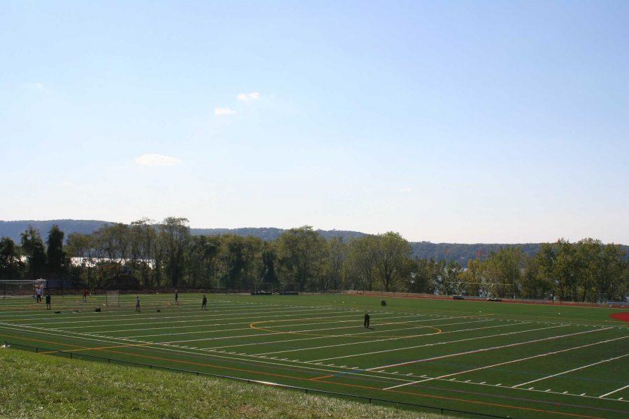Mavericks+Field+Reinvigorates+Athletic+Program