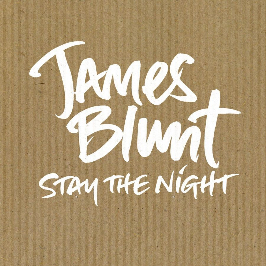 """""""Stay the Night"""" Song by the Recording Artist James Blunt - The Morning is on its way but for now Please Stay  the Night with Me."""