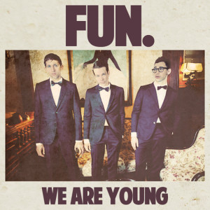 """""""We are Young"""" Song by the Popular New Band """"Fun"""" –  When you Fall it is Comforting to know that Someone will be there to Carry you Home"""