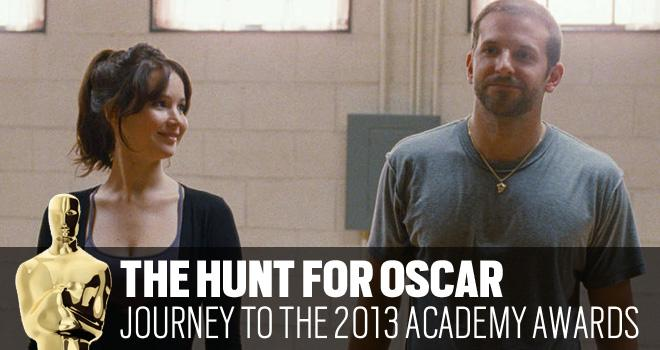 THE 2013 ACADEMY AWARD GOES TO...