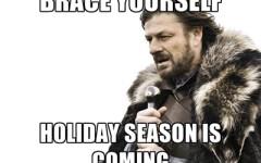 How The Holiday Season Calms My Anxiety