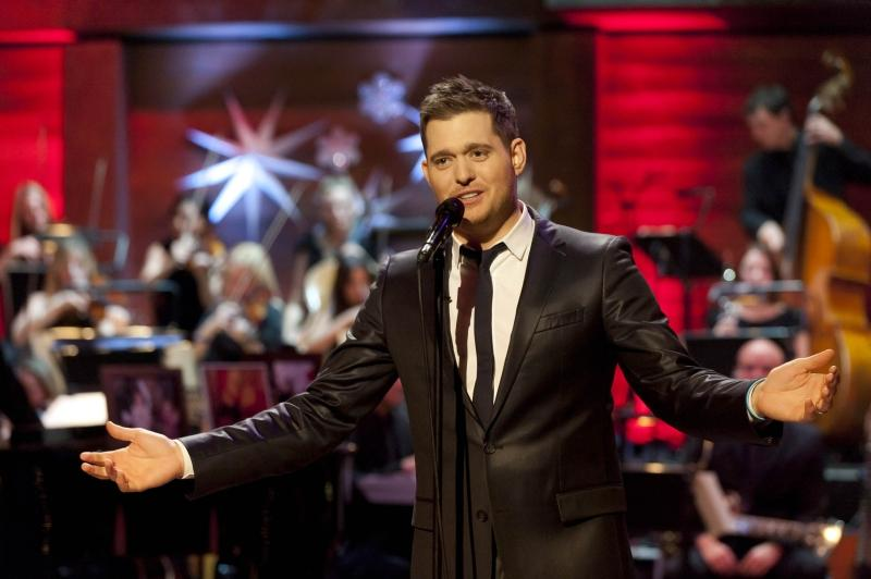 Michael Buble's Home For The Holidays