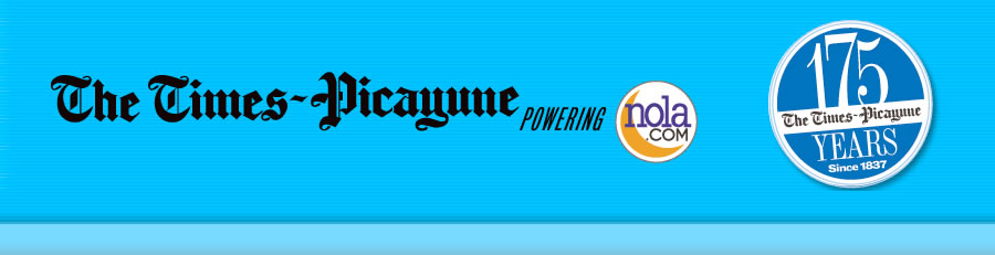 TIME PICAYUNE - 175 YEARS HEADER